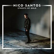 SANTOS NICO - Streets Of Gold, 1 Audio-CD (Unforgettable Edition)
