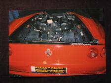 Photo Ferrari F355 Spider engine