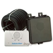 Dakota Alert DCRH-2500 Rubber Hose Driveway Alarm Property Security NEW