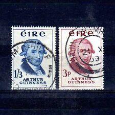 IRLANDE - EIRE Yvert n° 142/143 oblitéré