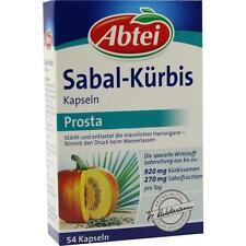 ABTEI Sabal Kuerbis Kapseln   54 st   PZN4132224
