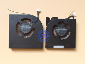 Original for LENOVO Thinkpad P52 EP520 CPU+GPU COOLING FAN 01HY786