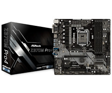 ASRock Z370M Pro4 - mATX Motherboard for Intel Socket 1151 CPUs