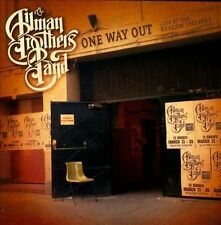 THE ALLMAN BROTHERS BAND - ONE WAY OUT: LIVE AT THE BEACON THEATRE (NEW CD)