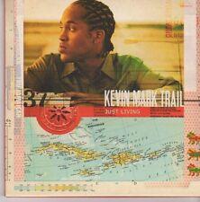 (EB78) Kevin Mark Trail, Just Living - 2004 DJ CD
