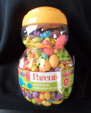 Parents Pop Beads Kids 4+ Snap Together Jewelry Craft Award Winner Preschool