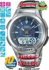 AUSSIE SELLER CASIO TELEMEMO WORLD TIME AQ180WD AQ-180WD-2A AQ180 AQ-180 WARANTY