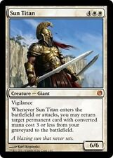 FOIL Titano Solare - Sun Titan MTG MAGIC DD HvM Heroes vs. Monsters Eng