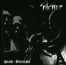 SILENCER - DEATH, PIERCE ME NEW CD
