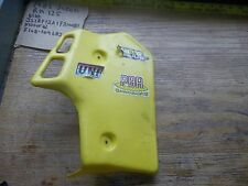 SUZUKI RM 125 1985 radiator cover/shroudI have more parts for this bike/others