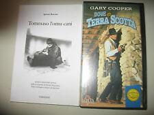 """VHS """"TERRA CHE SCOTTA"""" ALLEGATA A BASCONE I. - TOMMASO L'OMUCANI"""
