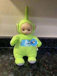 "Teletubby Plush -Dipsy Green 1998 Playskool 17""  Hasbro NEW!!!"