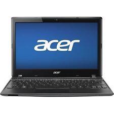 "Acer AO756-2840 12"" (847 1.10GHz  2GB RAM 320GB HDD) Notebook - Black"