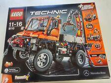 LEGO8110 TECHNIC UNIMOG U400 NUOVO NEW NISB