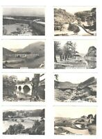 1938 The Bridges of Britain-Senior Service Complete Tobacco Card Set of 48 cards