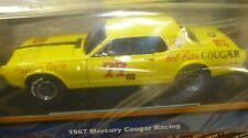 1/18 1967 Mercury Cougar Trans Am racer