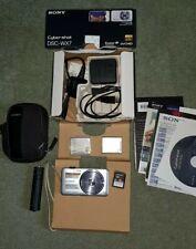 Sony Cyber-shot DSC-WX7 16.2MP Digital Camera - Silver