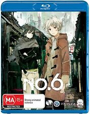 No. 6 (Complete Series) - 2 Bluray RB Anime
