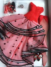 """Tonner Tyler 16"""" WONDERLAND THE QUEEN'S TANGO Fashion Doll Clothes Outfit NRFB"""