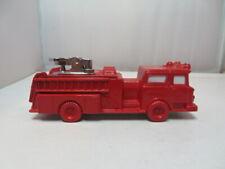 Vintage Fire Truck Cigarette Lighter