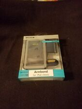 Belkin Silicone Sleeve Case Armband for iPod Classic 80GB 120GB 160GB F8Z388