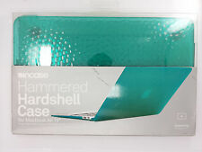 """Incase Hammered Hardshell Shell Hard Cover Case fo MacBook Air 11"""" Tropical Blue"""