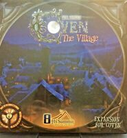 Coven+Village expansion NEW SW witch boardgame rotating board 8th Summit Games