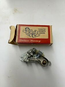 NOS Delco Remy Point Set #D106PS In Box