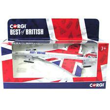 Corgi Concorde Diecast Aircrafts & Spacecrafts