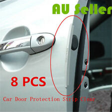 Car Stickers Rubber Car Door Edge Guards Trim Molding Protection Strip Scratch Protector For Toyota For Kia Audi For Bmw Vw Ford Lada Fiat Sturdy Construction