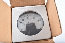 Westingouse KA-221 Voltmeter Vintage NOS from Western Electric ERA