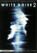White Noise 2 ~ Nathan Fillion Katee Sackhoff ~ DVD FS FREE Shipping Within USA