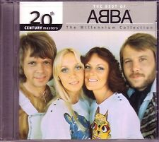 ABBA Best 70s 80s CD Classic Rock 20th Century Masters MAMMA MIA NAME OF GAME