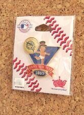 2007 Florida Marlins Baby New Year's pin