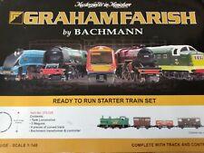More details for graham farish n gauge freight train set..