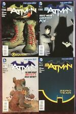 Batman #18 to #21. DC 2013. 4 x Issues.