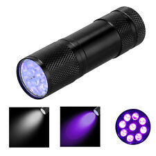 UV Ultra Violet Torch Flashlight Urine Wee Pee Stain Detector Light Pet Cat Dog
