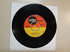 """DAVE CLARK FIVE:Chaquita-In Your Heart-U.K.7"""" 62 Ember Recs. EMB S156,Misspelled"""