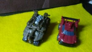 Transformers: Robots in Disguise Combiner Stunticons and Megatron