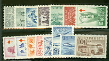 Finland 1958 Yearset