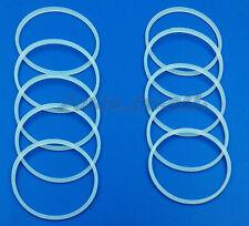 10pcs Seal Ring Gaskets for Magic bullet Blender Mixer Flat/Cross Blade MB1001