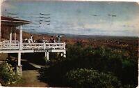 Vintage Postcard - Monomonock Inn Sky High In The Pocanos Pennsylvania #3753