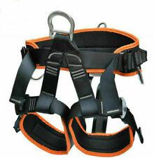 Sicherheitsgurt Klettergurt Half Body Kletterausrüstung Baumpflege Fallschutz DE
