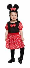 Children's Mini Mouse Costume Fancy Dress Cute Toddler Girls Party Outfit