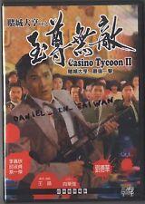 Casino Tycoon II 2 (賭城大亨II之至尊無敵 / HK 1992) Andy Lau / DVD TAIWAN ENGLISH SUBS