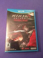 Ninja Gaiden 3 *Razor's Edge* (Wii U) NEW