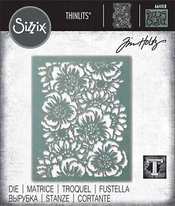 Sizzix Thinlits -  Bouquet Die Set by Tim Holtz