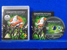 ps3 GHOSTBUSTERS The Video Game Action Adventure Playstation PAL UK REGION FREE