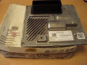 Brand new genuine gearbox ECU 0CT927750A Skoda Citigo 1.0 2013-14 CHYA CHYB