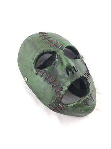 Corey Tailleur Vert Iowa Fibre Slipknot Masque Déguisement Halloween Cosplayer